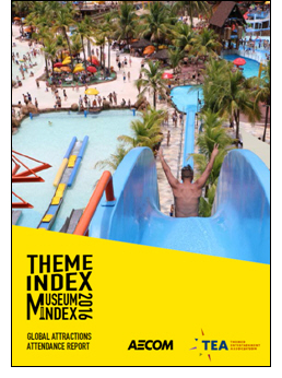 New TEA/AECOM Theme Index and Museum Index Shows Mixed Results in 2016 Global Theme Park Attendance
