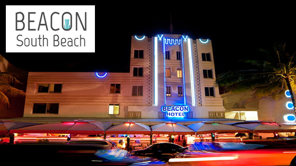 The Beacon South Beach Hotel Invites Guests to Save 25% with a 2018 Early Bird Special