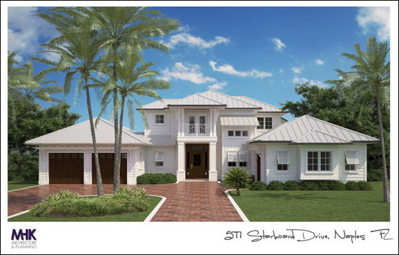 Goodier Properties Selects Clive Daniel Home for Naples Custom Home Interiors