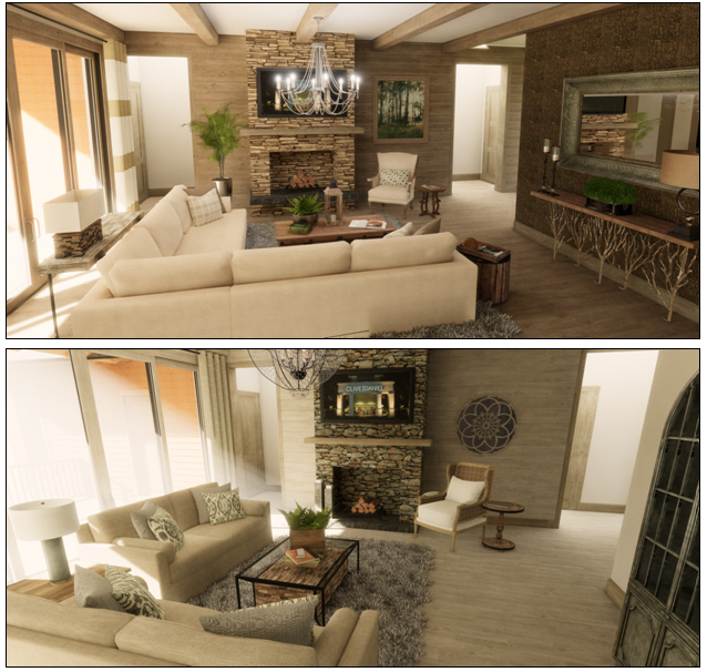 Clive Daniel Home Chosen for Interiors of NC Mountain Residences at Linville Ridge