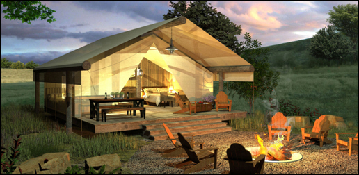 Conestoga Ranch Offers Late Summer Glamping Meeting Packages