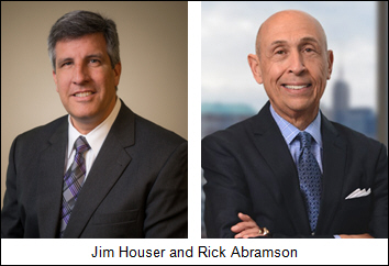 Delaware North Appoints Longtime Executives Jim Houser and Rick Abramson to New Senior Leadership Roles
