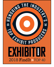 EXHIBITOR Launches Online Portal Featuring 'Top 40' Exhibit Producers