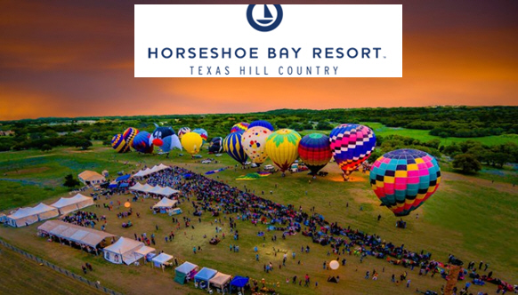 Fifth Annual Balloons Over Horseshoe Bay Resort to Feature Special Shaped Balloons, Live Music and More