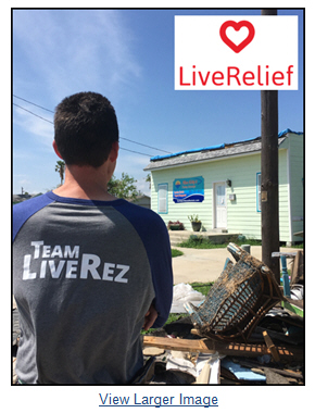 Travel Tech Company LiveRez Organizes Hurricane Relief Efforts for its Customers