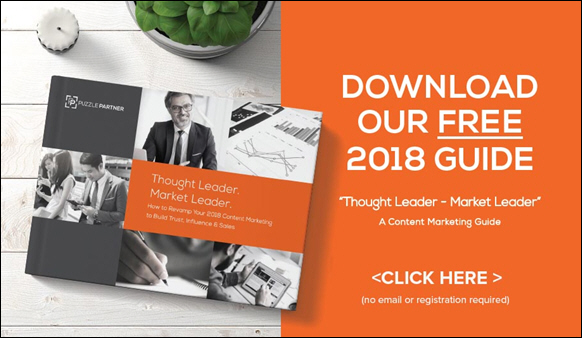 Download: Thought Leader - Market Leader