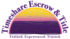 Timeshare Escrow & Title