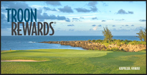 Troon Unveils ''Troon Rewards'' Program Enhancements