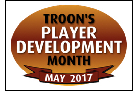 Troon Player Development Month