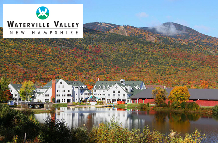 Waterville Valley Celebrates New England Colors with a Fall Foliage Festival
